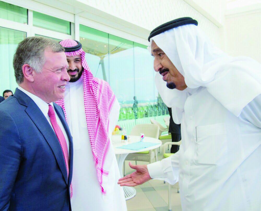 اجتماع سعودي إماراتي كويتي أردني بمكة لبحث سبل دعم الأردن للخروج من الأزمة