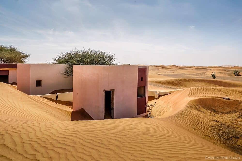 """قرية """"المدام"""" في الإمارات"""
