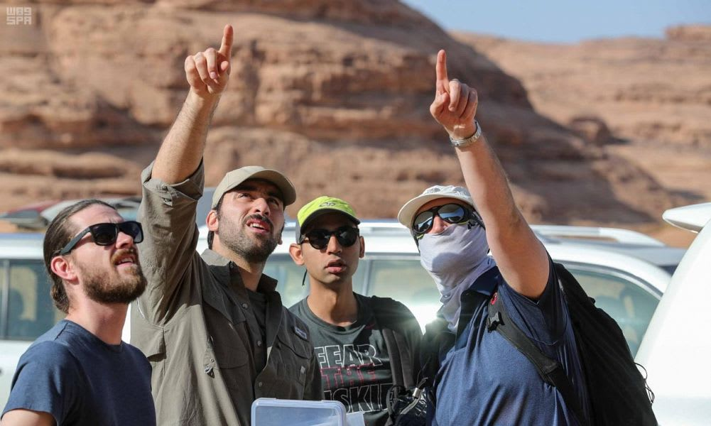مدينة العلا الأثرية.. هل ستصبح وجهة رياضية لعشاق المغامرات بالسعودية؟