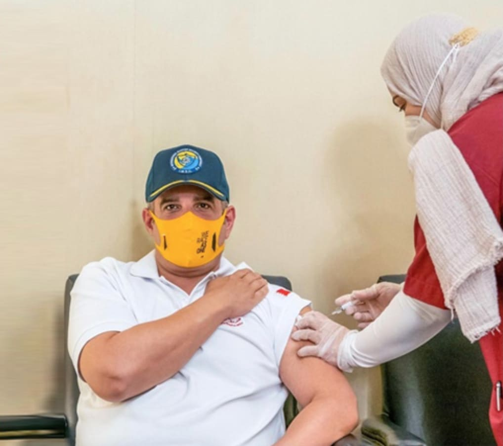 ولي عهد البحرين يشارك في المرحلة الثالثة من تجربة لقاح فيروس كورونا