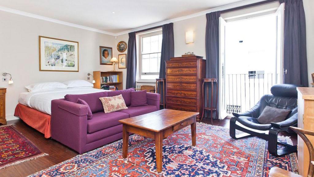 يمكنك الآن استئجار منزل مادونا الفخم في لندن