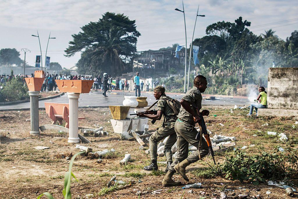 """متحدث حكومة الغابون بعد """"حركة الجنود"""": الوضع تحت السيطرة"""