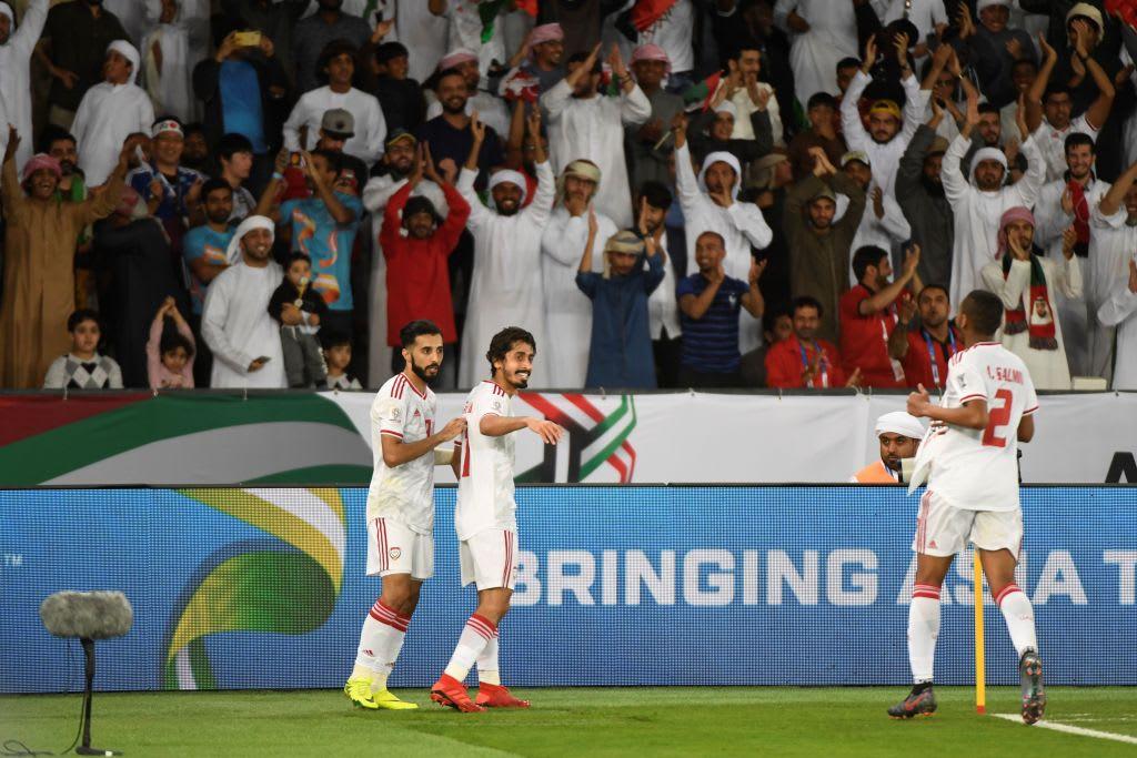 كأس آسيا.. الإمارات تحقق فوزها الأول بثنائية في شباك الهند