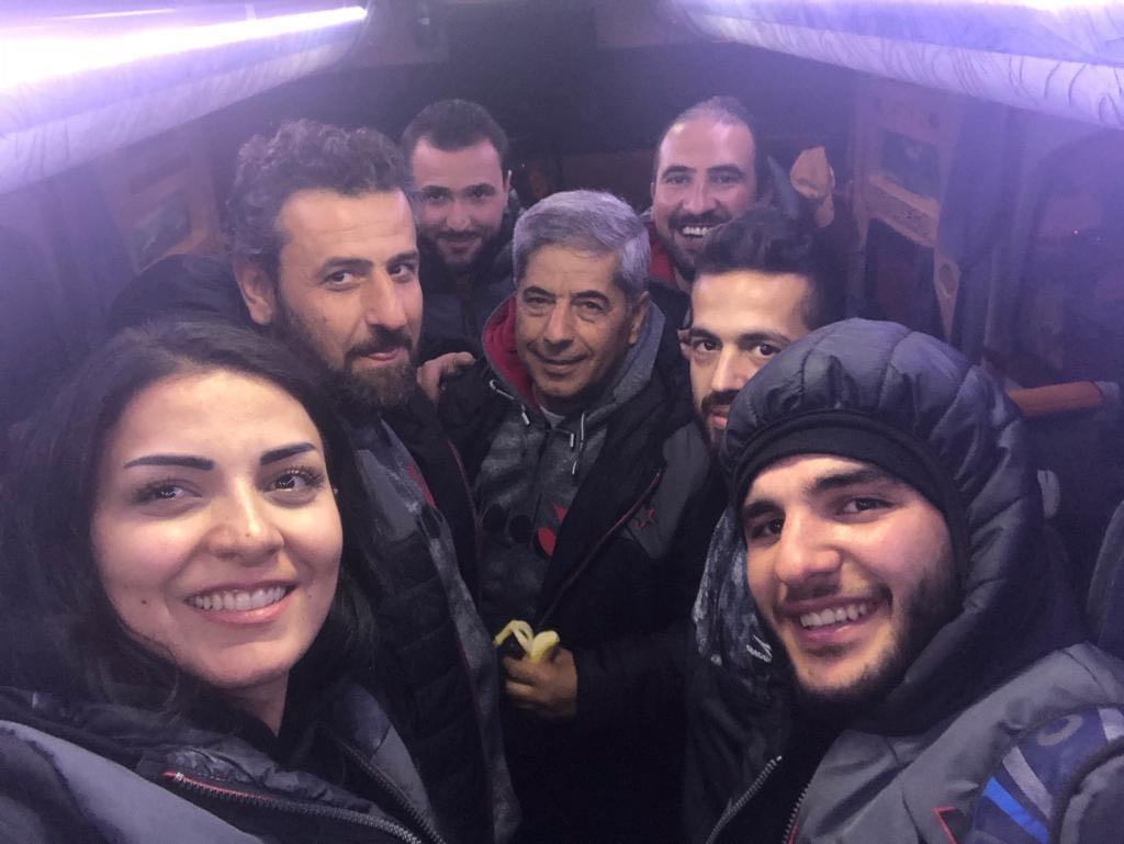 فريق كرة قدم رجالي تدربه امرأة سورية.. فكيف كانت ردة فعلهم؟