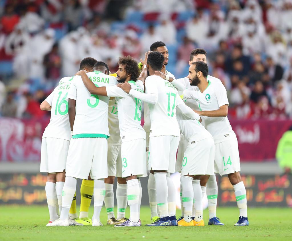 المنتخب السعودي لكرة القدم يتأهل للمباراة النهائية في بطولة خليجي 24