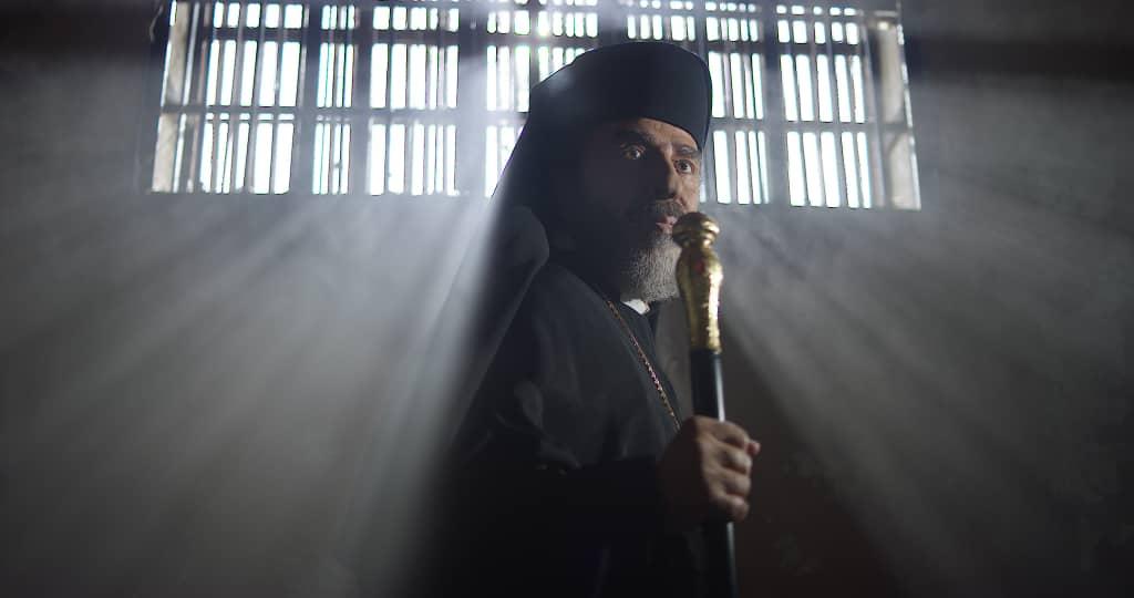 """الفنان رشيد عساف يجسد شخصية المطران إيلاريون كبوجي في مسلسل """"حارس القدس"""""""