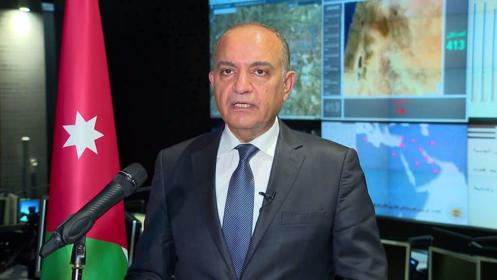 وزير الدولة الأردني لشؤون الإعلام والاتصال