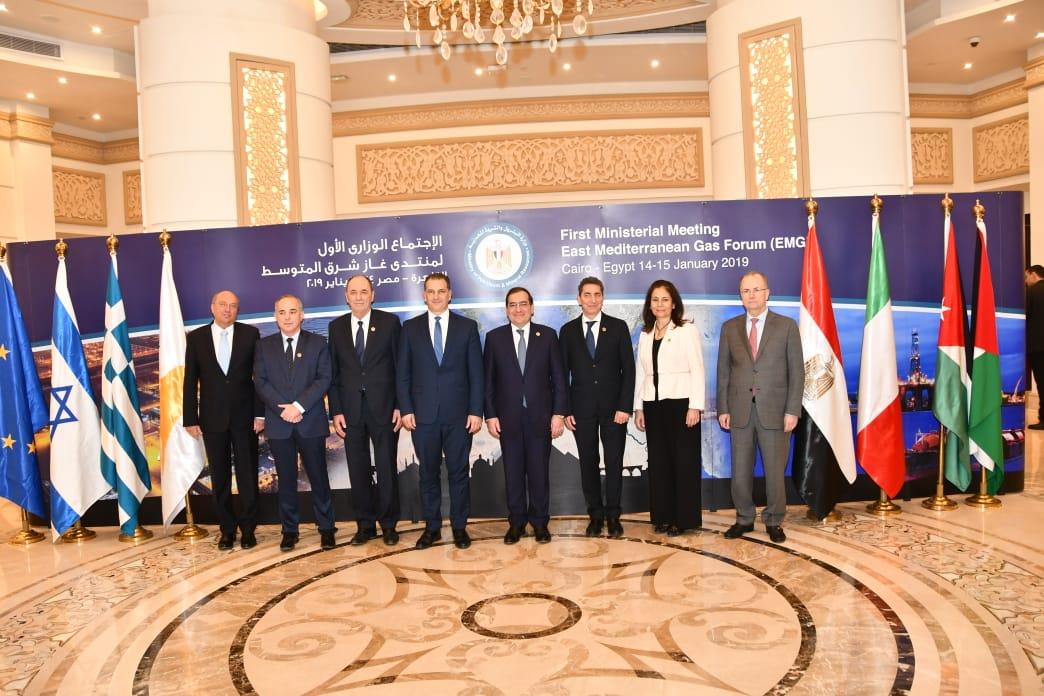 7 دول منها إسرائيل تعلن في القاهرة إنشاء منتدى غاز شرق المتوسط.. فما أهدافه؟
