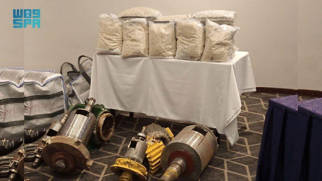 السعودية تحبط محاولة إحدى الشبكات المرتبطة بتنظيم حزب الله تهريب (451,807) أقراص إمفيتامين إلى المملكة