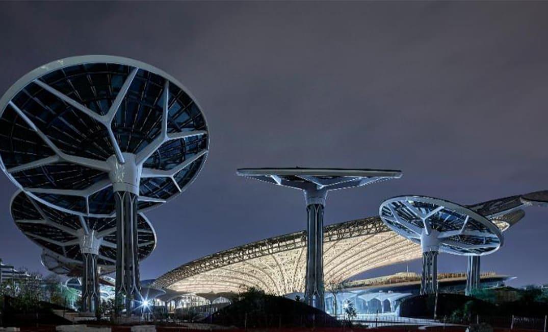 """دبي تستأنف العد التنازلي.. هكذا سيبدو معرض """"إكسبو 2020"""" العام المقبل"""