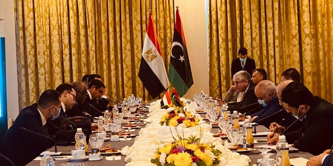 تزامنا مع زيارة وزير دفاع تركيا.. وفد مصري في طرابلس للمرة الأولى منذ 6 سنوات