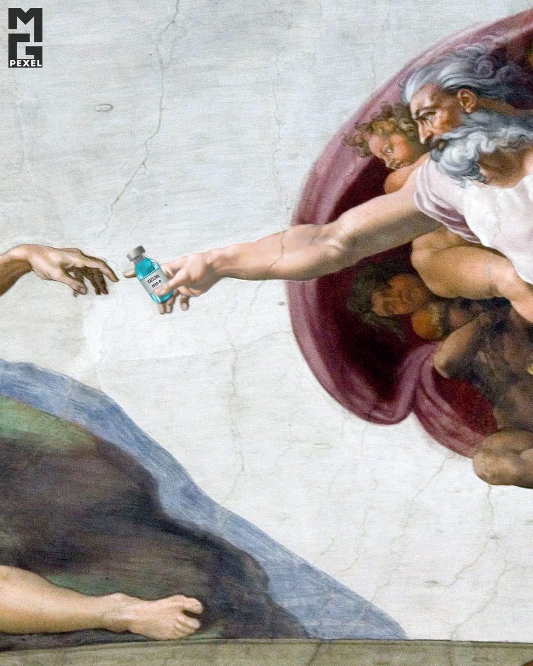 خلق آدم