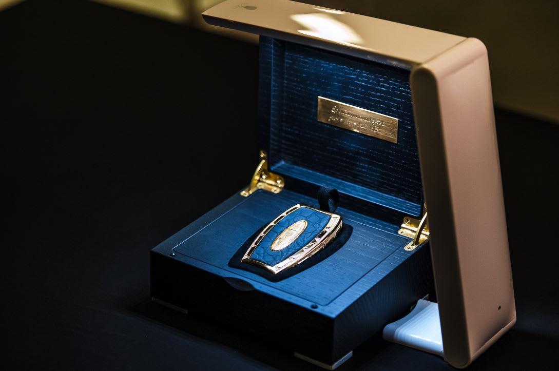 هذه قيمة أغلى مفتاح سيارة بالعالم في دبي.. هل تشتريه؟