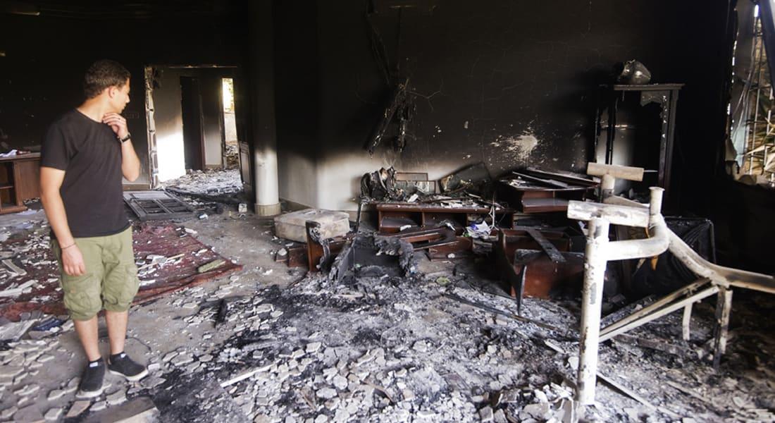 الكونغرس الأمريكي يلوم الحكومة في تفجير القنصلية ببنغازي