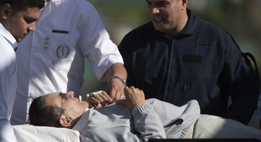 دعوى لإعلان وفاة مبارك