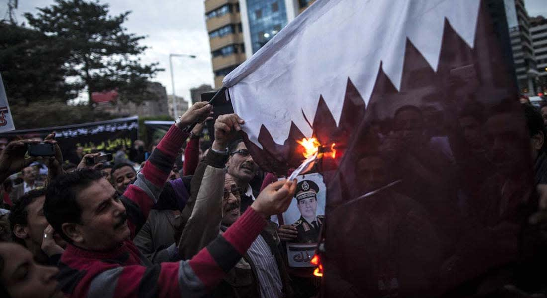 قطر تنفي اعتقال عدد من مواطنيها بمصر