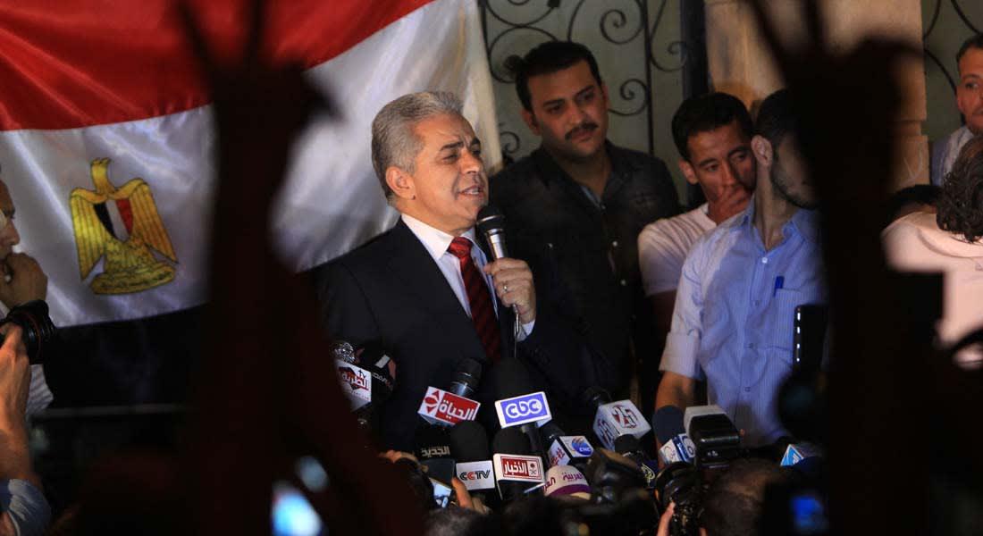 صباحي: أبلغت السيسي استمراري بالترشح للرئاسة