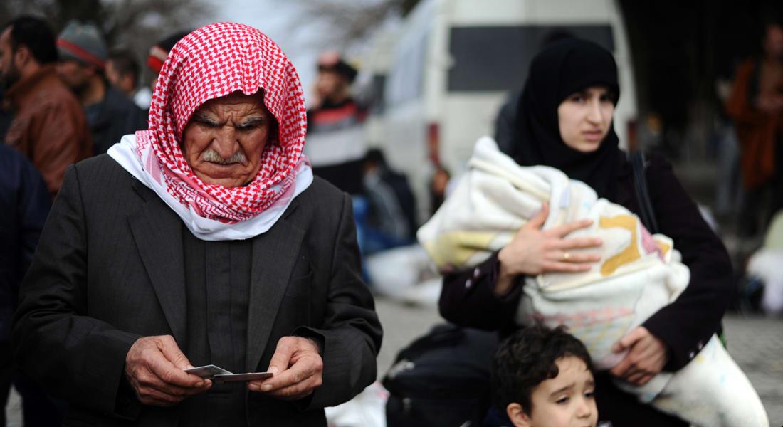 """أمنستي: حصار قوات الأسد لمناطق المعارضة """"جريمة حرب"""""""