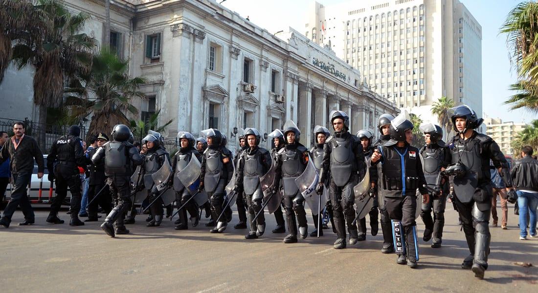 """ربع مليون شرطي مصري لتأمين ذكرى """"25 يناير"""""""