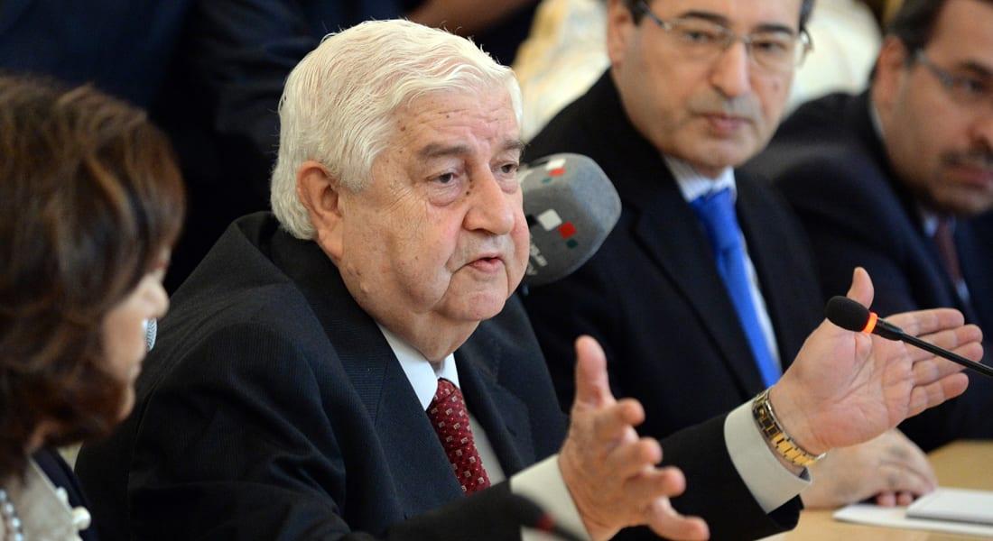 سوريا: طائرة الوفد الرسمي لجنيف لم تزود بالوقود في أثينا