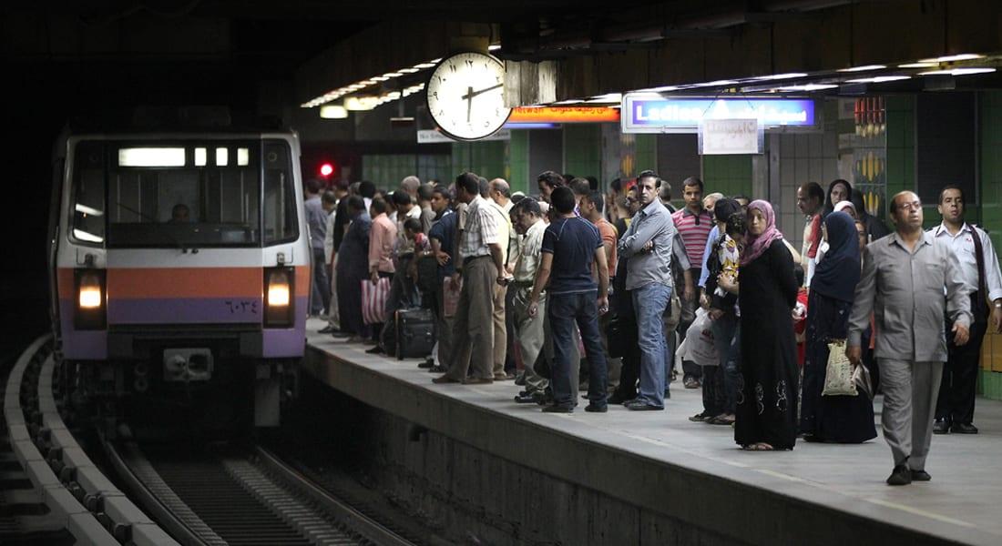 انفجارات بمحطة لمترو القاهرة ولا أنباء عن ضحايا