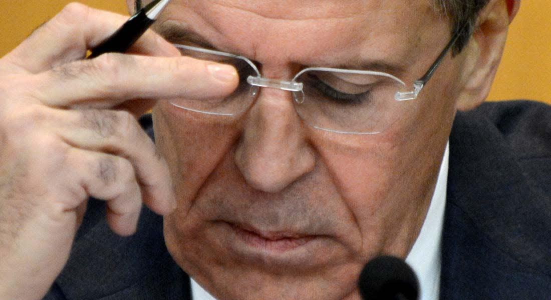 لافروف: يجب مكافحة الإرهاب بسوريا والصراع عزز التناقضات داخل الإسلام