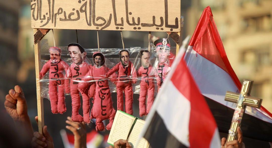 """صراع على هوية """"ثورة 25 يناير"""" يشتعل بمصر"""