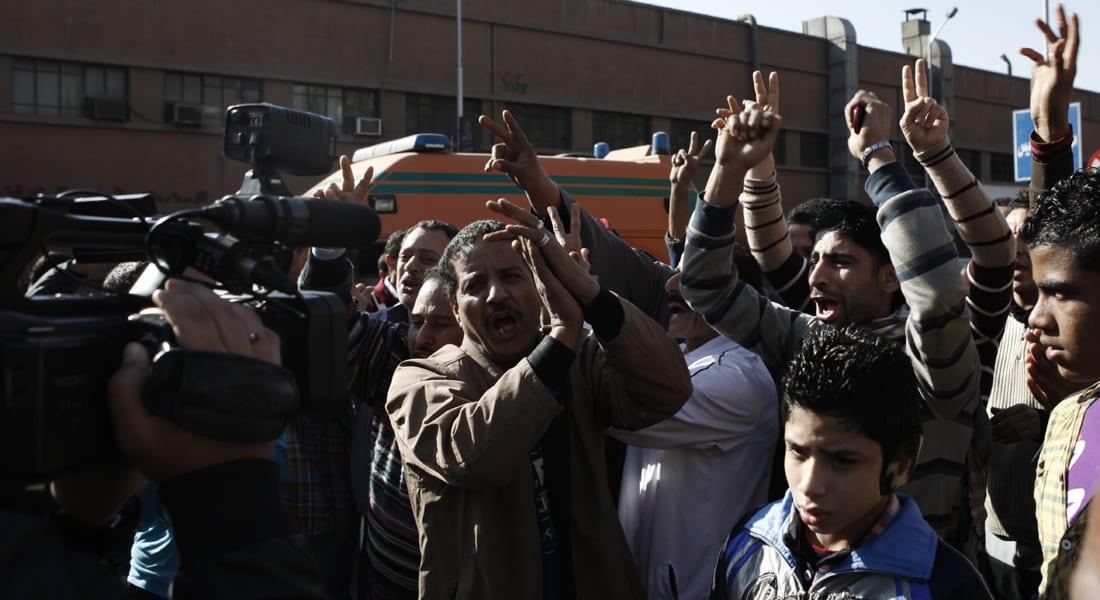 مصر .. 5 قتلى في 3 تفجيرات أعنفها استهدف مديرية أمن القاهرة