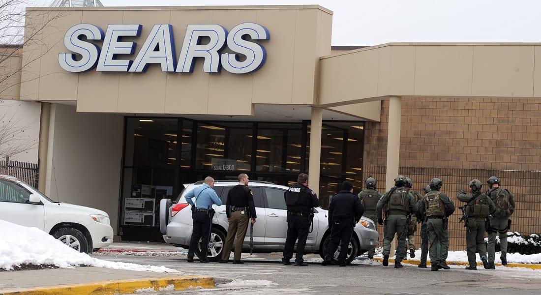أمريكا: 3 قتلى بإطلاق نار داخل مجمع تجاري بمريلاند