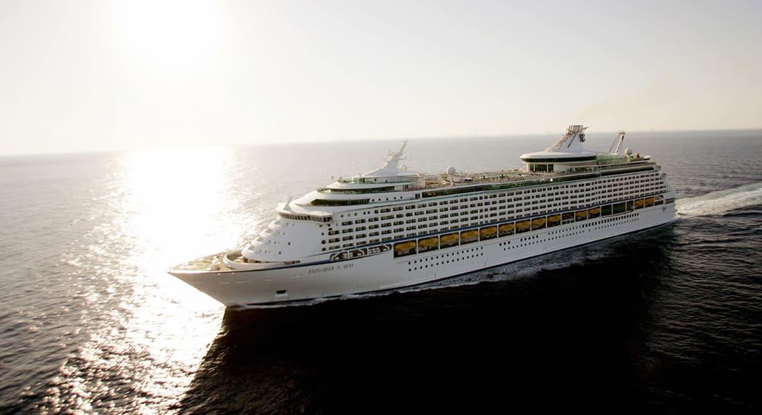 """""""المرض الغامض""""  يصيب 600 راكب ويقطع رحلة الكاريبي الاستجمامية"""