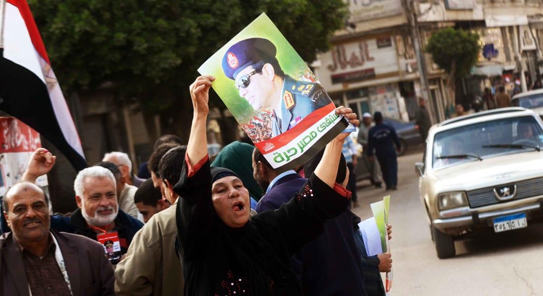 هاغل يتصل بالسيسي لبحث خريطة الطريق ومظاهرات 25 يناير