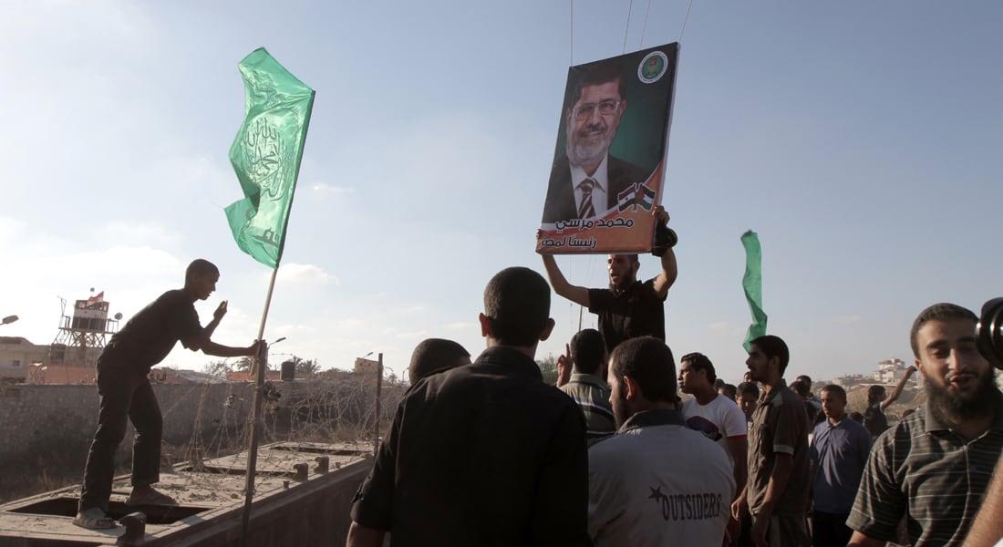 حماس: أحد متهمي محاكمة مرسي مات بـ2008 والآخر محكوم 1176 سنة