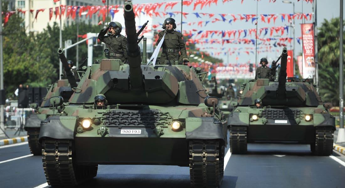 """تركيا: الجيش يدمر آليتين لـ""""داعش"""" بسوريا ردا على مهاجمة دورية"""