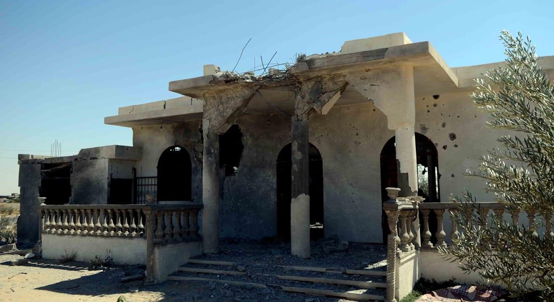 """13 قتيلا في قصف الجيش المصري لمنازل """"تكفيريين"""" في سيناء"""