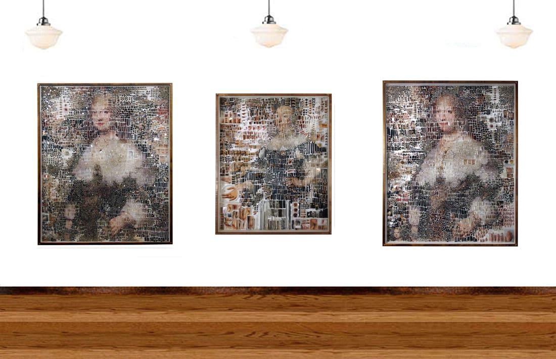 الحمض النووي لإعادة إحياء فن القرن السابع عشر