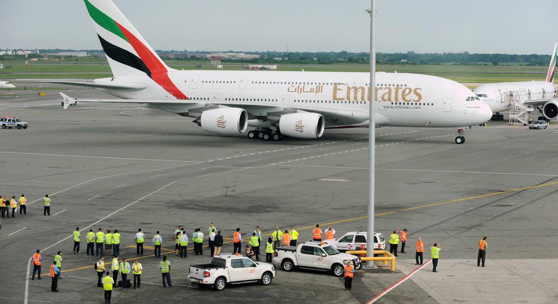 السويد: اعتقال شخص حاول اقتحام قمرة القيادة برحلة لطيران الإمارات