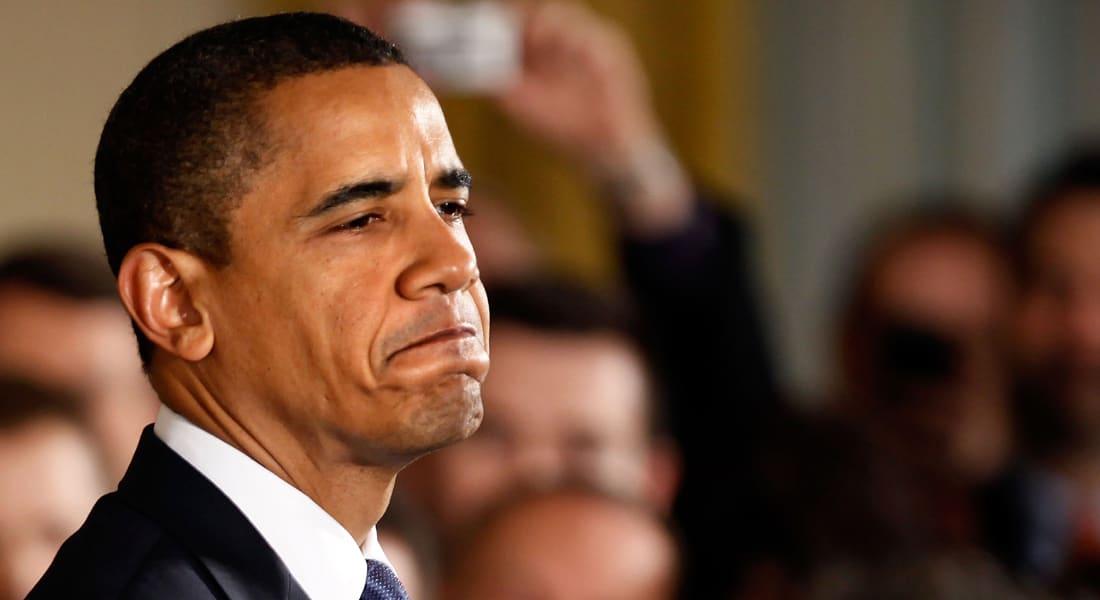 أوباما ينفعل في مقابلة مشوبة بالتوتر مع قناة فوكس الأمريكية
