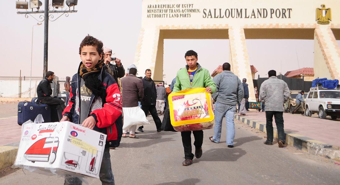الجيش المصري: تدمير 7 أنفاق و9 آلاف سيجارة مسرطنة
