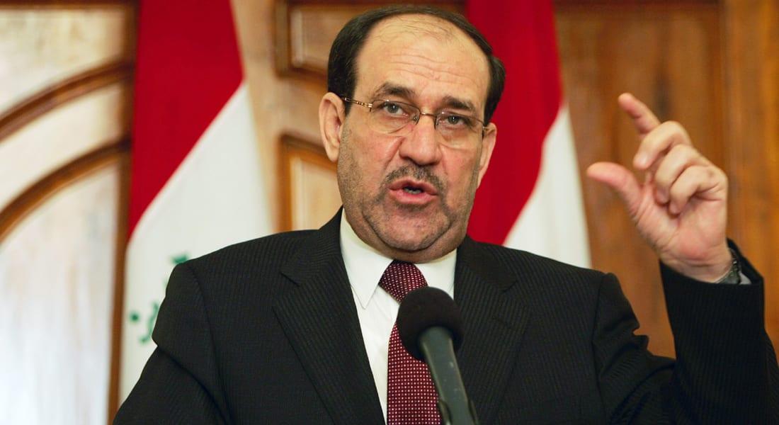 """المالكي يدعم الإمارات ضد القرضاوي وينتقد السعودية و""""يحسم"""" بالفلوجة"""
