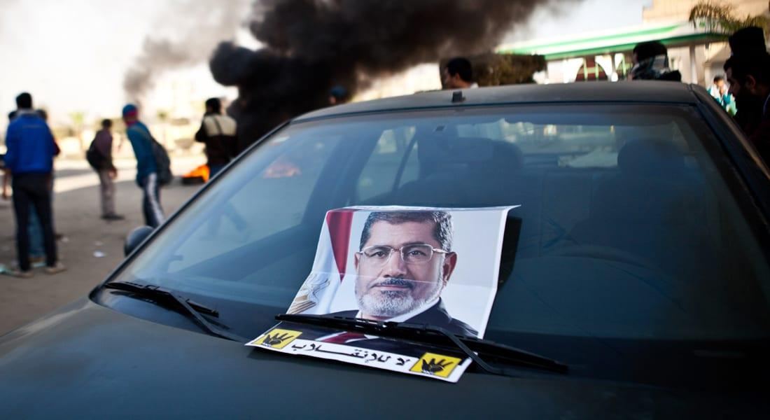 """مرسي يعود إلى """"برج العرب"""".. أين أمضى ليلته السابقة؟"""