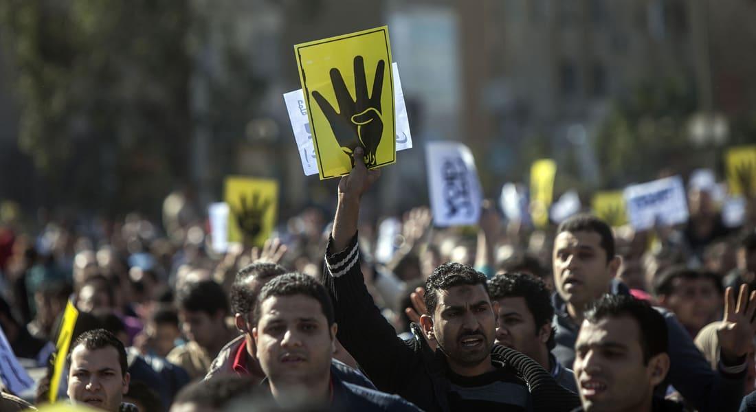 جدل على تويتر حول المعاقبة على شعار رابعة في السعودية