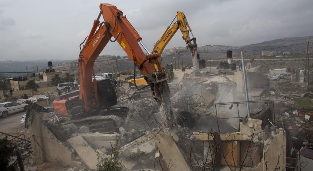 إسرائيل تقر خطة استيطانية مثيرة للجدل بالقدس الشرقية