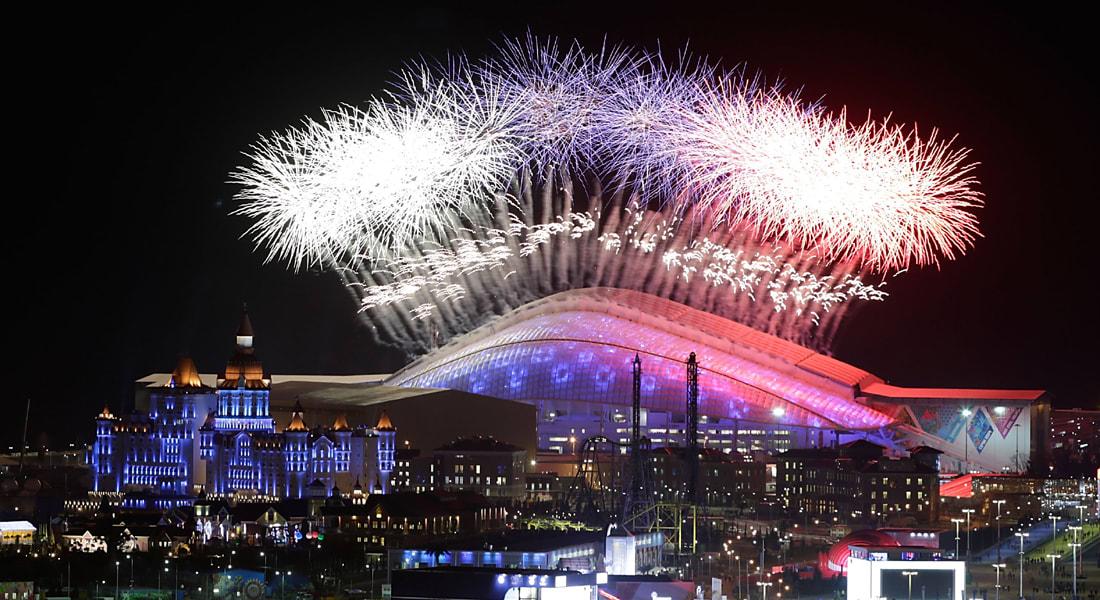 """روسيا تبهر العالم بافتتاح أولمبياد """"سوتشي 2014"""""""