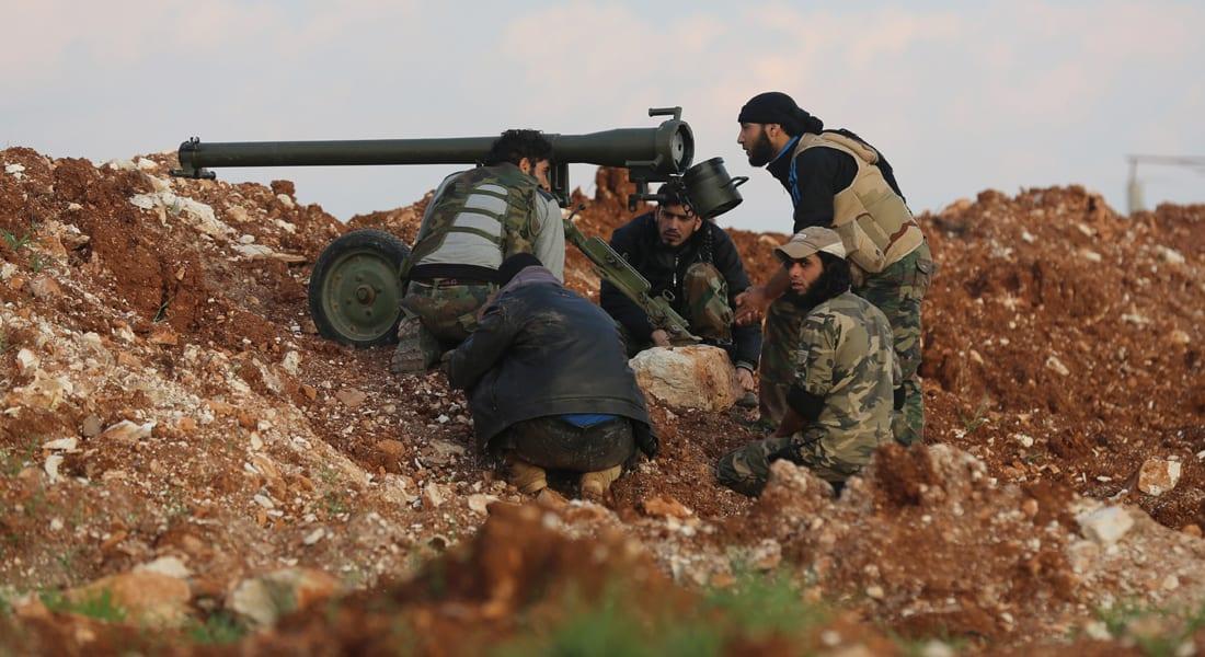 الجيش الحر: 64 قتيلا لحزب الله في يبرود بينهم ابن عم نصرالله