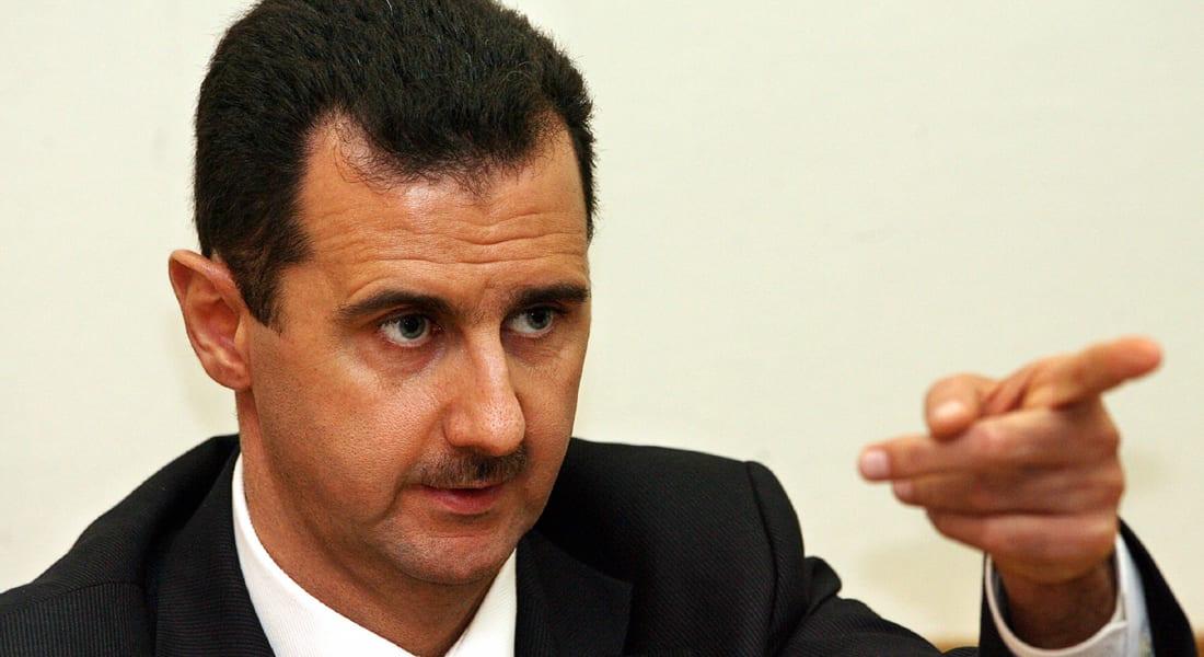 """الأسد: البعث """"نظف نفسه"""" والإسلام السياسي سقط"""