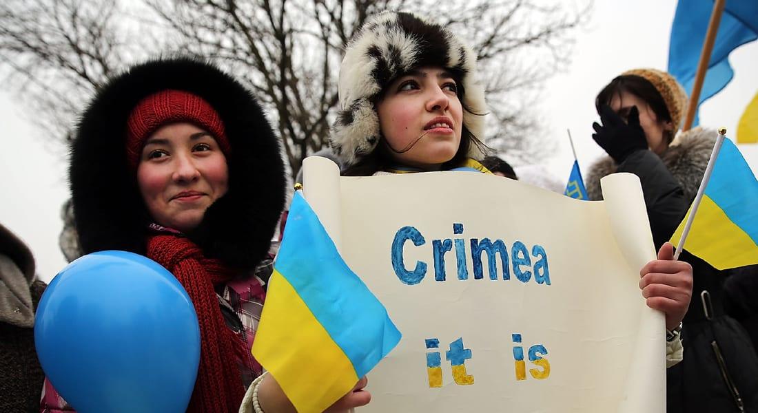 أوكرانيا .. اندلاع الحرب الإعلامية..  والمواجهات تسخن المشهد
