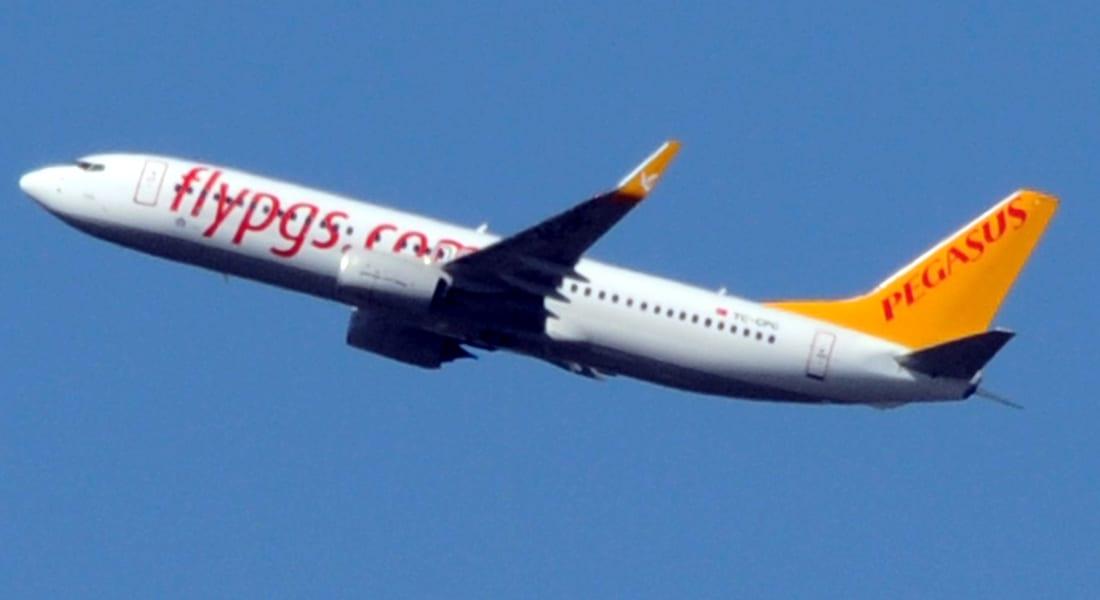 """راكب يحاول اختطاف طائرة تركية والتوجه بها إلى """"سوتشي"""""""