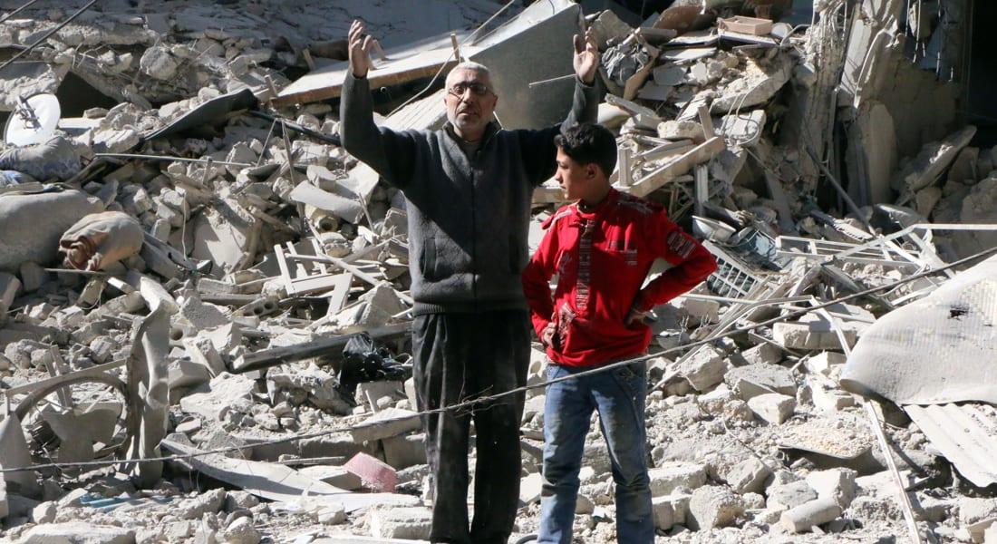المقداد: الأسد ضمان حقيقي لأمن واستقرار سوريا