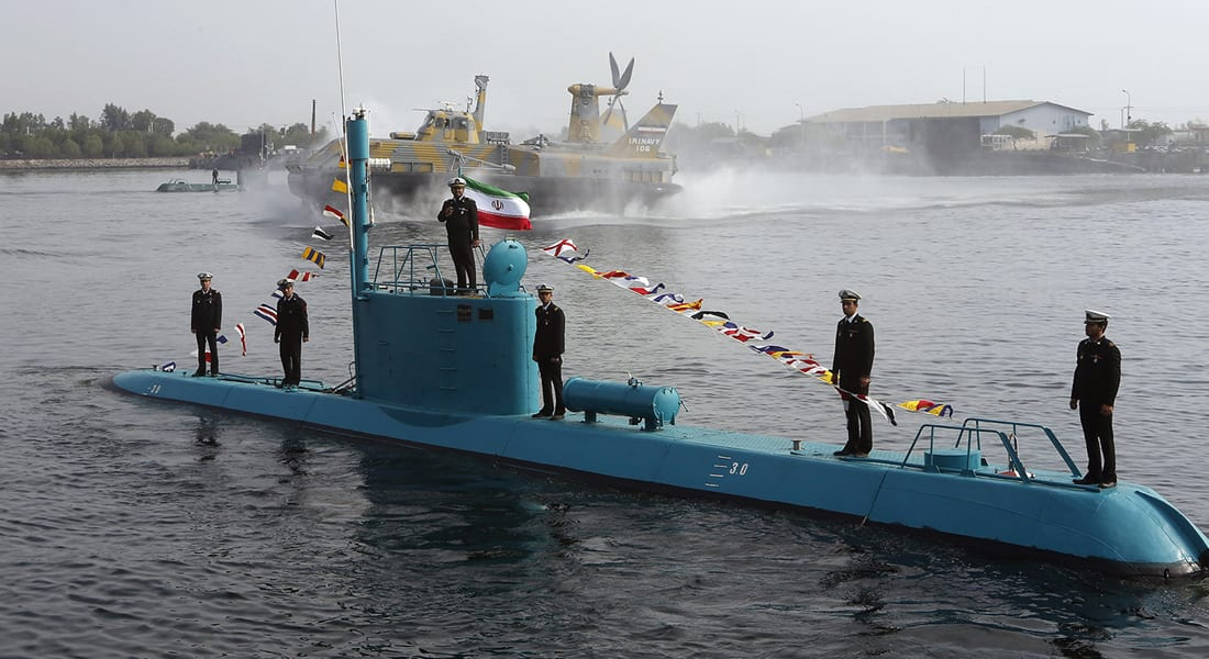 إيران تشارك بمناورات بحرية مع عُمان