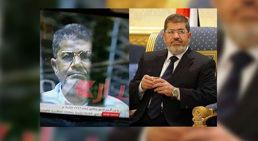 """ابنة مرسي تقسم """"والله هذا ليس أبي"""" وابنة الشاطر تدعوها إلى """"عدم تحليل الصور"""""""